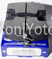 Колодки тормозные передние Renault/Dacia Logan 1,4, 1,5, Peugeot 205, 309 Frico