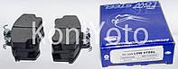 Колодки тормозные передние Ваз 2110 (под датчик) Frico