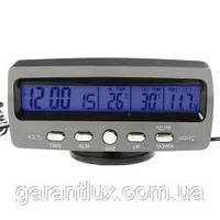 Автомобильные часы vst 7045 v (с  вольтметром)