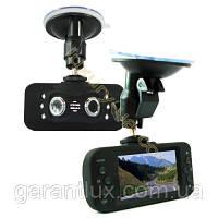 Автомобильный видеорегистратор F 11 (2 камеры)