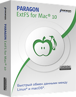 Paragon ExtFS for Mac (Multilingual) (Paragon Software Group)