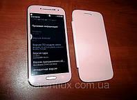 Samsung Galaxy S4 GT i9500 5 дюймовый смартфон (Android 4.1, Dual sim, розовый) +стилус чехол!
