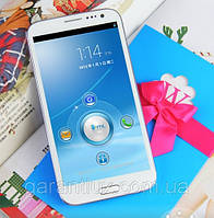 "Смартфон THL W9 (белый white 5,7"" экран 4-х ядерный на Android 4.2 MT6589) +стилус и чехол!"