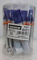 Набор гладких шприцов для мастики ЕМ 8126 Empire