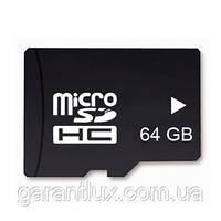 Micro SD 64 Gb 10 class (карта памяти микро СД на 64 Гб 10 класс)