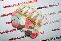 Носки для новорожденных х.б. Детские носки антискользящие.