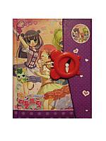 """Блокнот на замке BA66-11065 """"Little Princess"""", фото 1"""