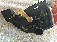 Кран отопителя печки заз 1102 таврия старый образец (косой носик)