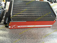 Радиатор отопителя (печки) алюминиевый ВАЗ 2108-2115, ЗАЗ 1102-1103, ЛуАЗ,2108-8101060, AURORA