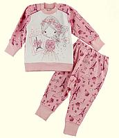 Пижама для девочек ТМ Ля-Ля, интерлок (артикул 3ТК13, 3ТК130, 3ТК135)