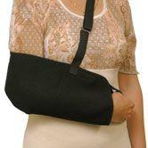 Бандаж пов'язка косыночная підтримуюча для руки. Розмір 3,4