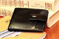 Портмоне лайт чёрное Braun Buffel, кожа, Германия