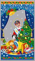 Упаковка 2018 для подарков Святой Николай 20х35 см