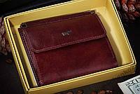 Кошелек Braun Buffel 6005Br, тонкий, натуральная кожа
