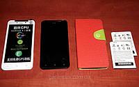 "HTC ONE экран 5,5"" (4 Android, 2 sim) +стилус и чехол в подарок!"