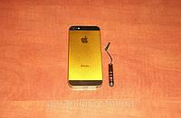 Iphone 5 Gold (1 сим карта емкосной экран) айфон 5 + стилус в подарок