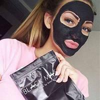Маска для лица Black Mask by Helen Gold, 100 г.,черная маска