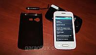 Samsung Galaxy S 4 mini i 9500 Android 4, экран 3,5 дюйма (Duos 2 sim) + чехол и стилус!