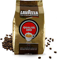 Кофе в зернах Lavazza Qualita Oro Италия 1кг.