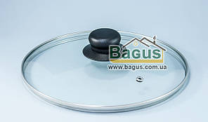 Крышка стеклянная 24 см Stenson (MH-0634)