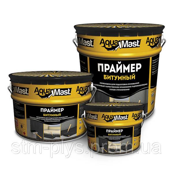 ТехноНИКОЛЬ Праймер Aquamast 8 кг  - СПЕЦТЕХМОНТАЖ в Харькове