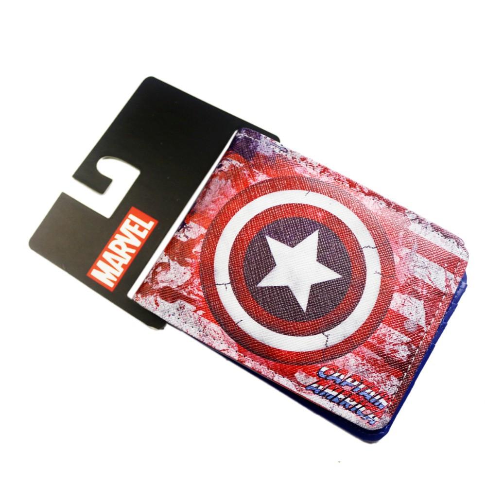 Кошелек  Captain America