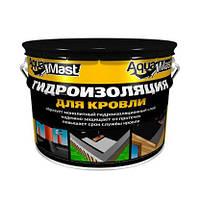 Мастика Aquamast Кровля 3 кг (битумно-резин)