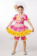 Кукла карнавальный костюм  для девочки / BL -  ДС48