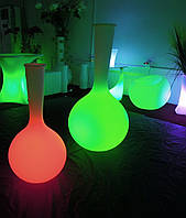 Светодиодная ваза для цветов  VS-13