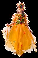Осень Урожайная новогодний костюм для девочки
