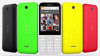 """Мобильный телефон Нокиа 225 на 2 сим-карты 2,8"""" экран"""