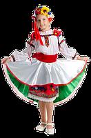 Украинский национальный костюм для девочки Даринка