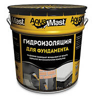 Мастика Aquamast Фундамент 18 кг