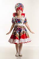 Кадриль русский народный костюм для девочки