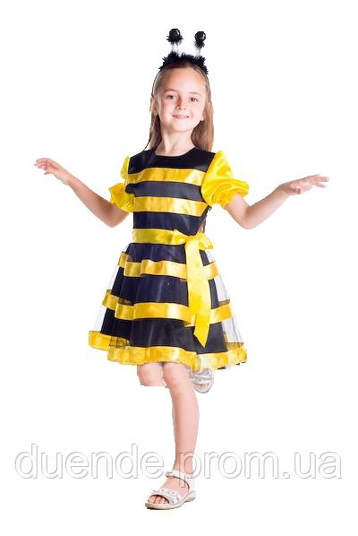 Пчелка новогодний костюм для девочки / BL -  ДНс13