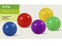 Развивающие мячики с шипами (20 см)