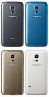 "Samsung Galaxy S5 (самсунг на 2 сим-карты) экран 3,5"" дюйма чехол-книжка в подарок!"