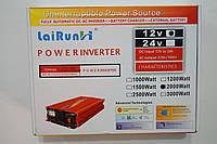 Инвертор напряжения 2000 w R, преобразователь 12/220 2000w