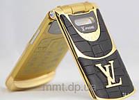 Женский раскладной телефон Louis Vuitton LV 9 2 sim луи витон