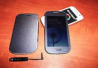 "Samsung Galaxy S 3 8190 Android 4 (4,1"" экран, Duos, 2 сим карты) + чехол и стилус в подарок!"