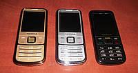 Мобильный телефон Nokia 6700 Dual 2 sim металлический корпус