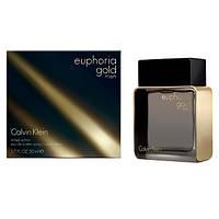 Мужская туалетная вода Calvin Klein Euphoria Gold Men Limited Edition (Кельвин Кляйн Эйфория Голд Мен)