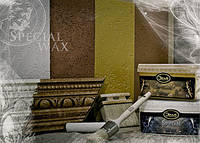"""""""Decor Wax"""" Эльф Декор защитный полупрозрачный воск для декоративных покрытий.Цена за Фасовку 3 л."""