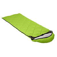 Спальный мешок одеяло Кемпинг Peak с капюшоном, фото 1