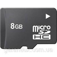 Micro SD 8 Gb class 4 (карта памяти микро СД на 8 Гб 4 класс)