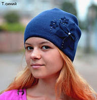 Красивая шапка для девочки , фото 1