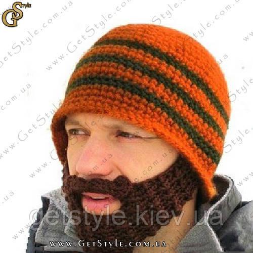 шапка с бородой Beard Men цена 270 грн купить в киеве Prom