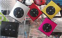 MP3 плеер в металлическом корпусе с зажимом 0003
