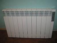 Автономное электрическое отопление.
