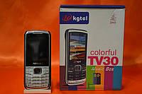 Мобильный телефон NOKIA TV30 Kgtel Нокиа на 2 сим-карты с телевизором